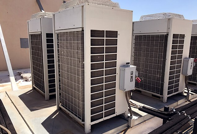commercial hvac in Ardmore